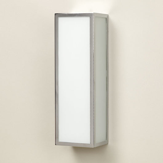 Beverley Bathroom Wall Light-Nickel | Nicholas Engert  Interiors
