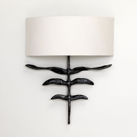 Phoenix Wall Light - Bronze | Nicholas Engert Interiors
