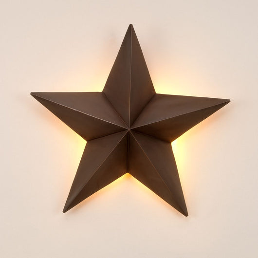 Star Wall Light-Bronze | Nicholas Engert Interiors