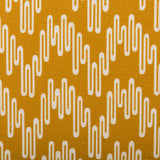 : Geometric Print Fabric - Wavelength
