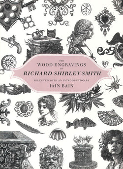 Art Books - Richard Shirley Smith - Wood Engravings