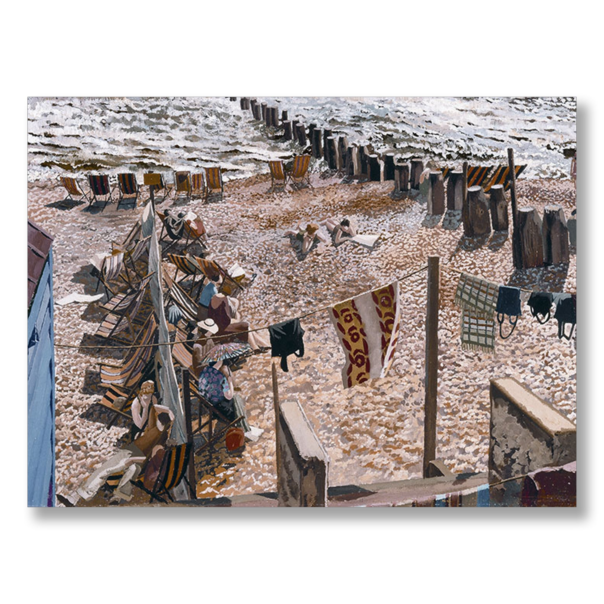 Southwold 1937 by Stanley Spencer