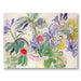 Bouquet of Irises and Red Poppies by Raoul Dufy | Nicholas Engert Interiors