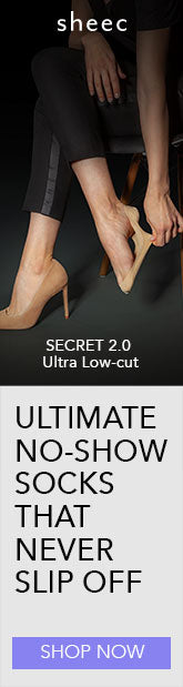 ultimate no show socks that never slip off sheec secret 2.0 ultra low cut