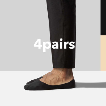 Secret 2.0 Mid-Cut no show socks for women and men.