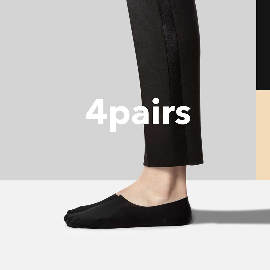 Secret 2.0 High-Cut no show socks for women
