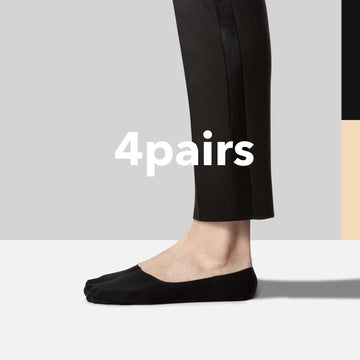 Secret 2.0 Mid-Cut no show socks for women