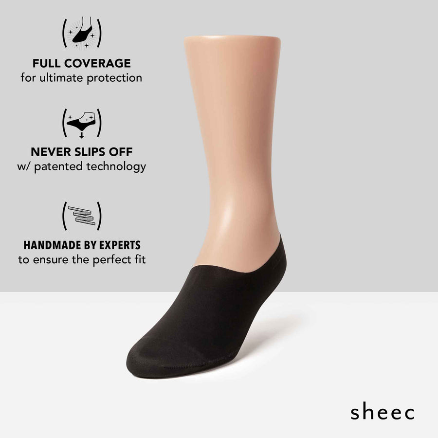 Women's No Show Socks for Loafers - Secret 2.0 High-Cut