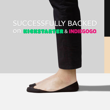 Secret 2.0 Ultra Low-cut no show sock for women.