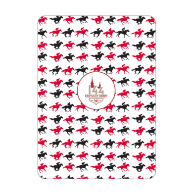Kentucky Derby 144 Paper Table Cover