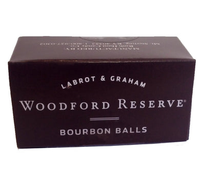 Kentucky Derby Party Woodford Reserve Bourbon Balls - 2 Piece