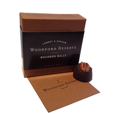 Kentucky Derby Party Woodford Reserve Bourbon Balls - 4 Piece