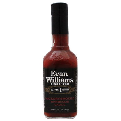 Evan Williams Hickory Smoked Barbecue Sauce