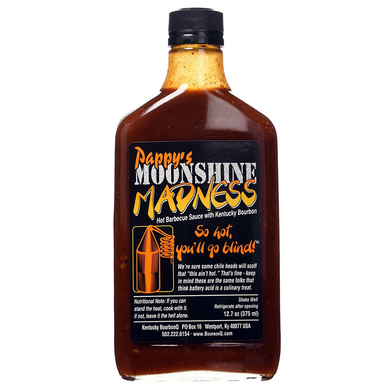 Pappy's Moonshine Madness Kentucky Barbecue Sauce