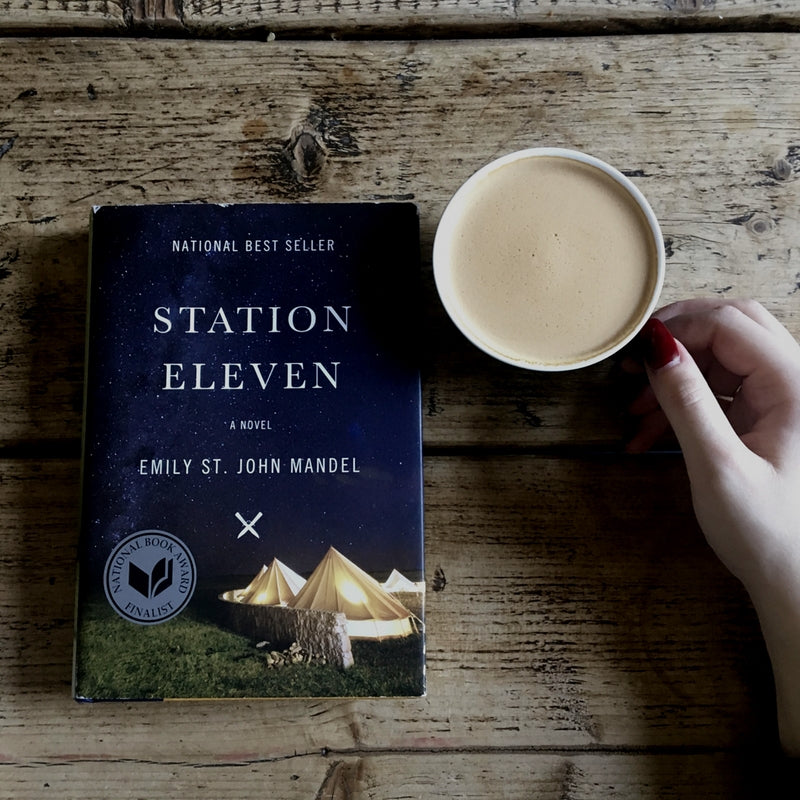 On our bookshelf: Station Eleven