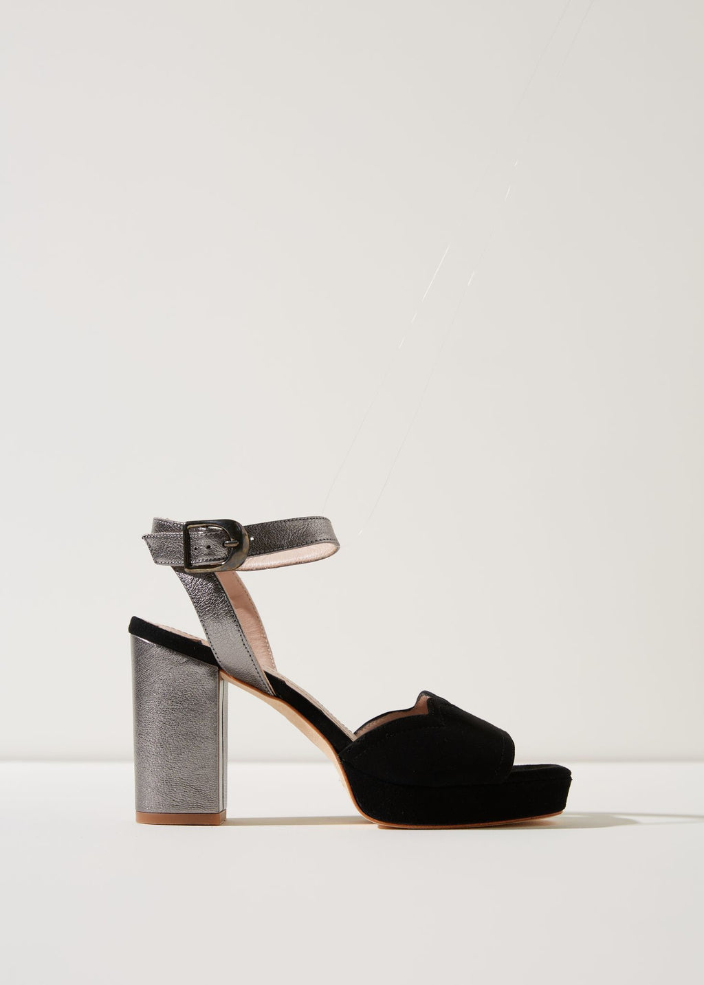 Madeline Black & Pewter