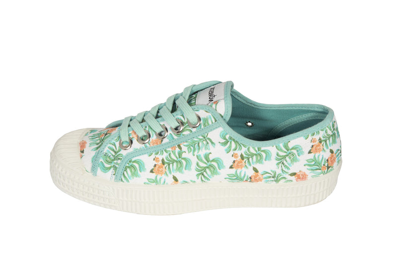 Novesta X Miss L Fire Palm Leaves Sneakers - size 42