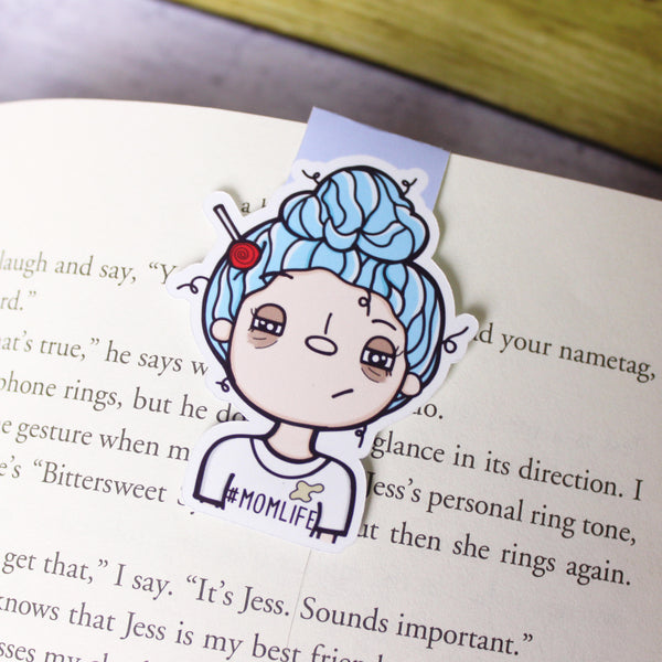 MOM LIFE MB-001 | Magnetic Bookmark