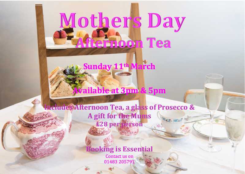 Mothers Day - March 22th 2018