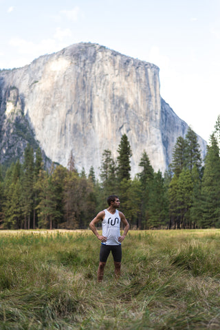 nick symmonds in yosemite