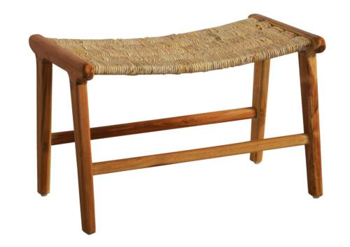 Boma Abbaca Footrest (Colour Natural) Stools