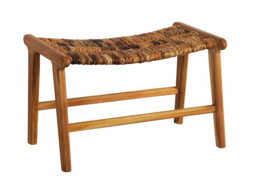 Boma Abbaca Lurik Footrest (Colour Antique) Stools