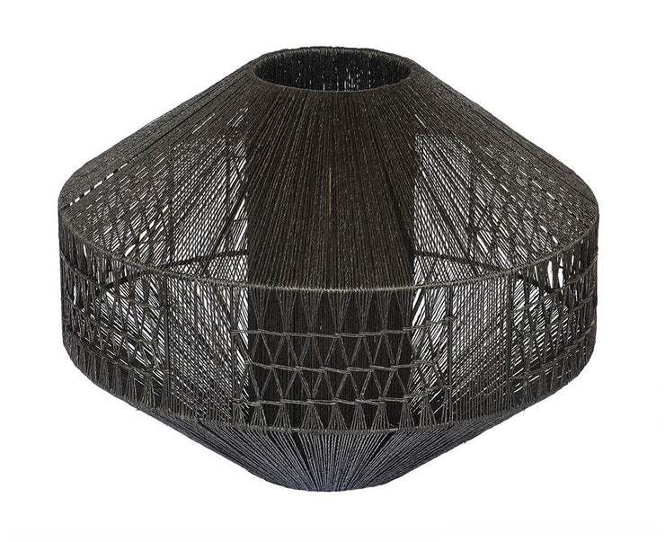 Jute Gem Shade Small (Colour Black)