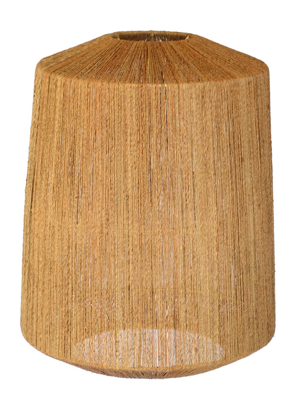 Jute Tri Weave Pendant (Colour Natural)