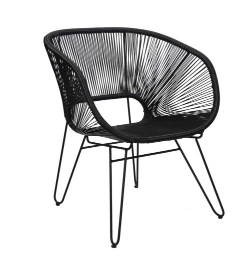 Mic Starlight Chair (Colour Black) Occasional Chairs