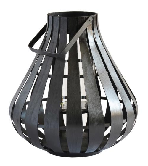Strip Lantern (Colour Black) Led Light Ball