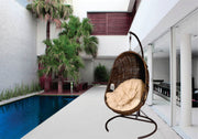 Tuscany Outdoor Hanging Chair with cushion (Colour Wood Series)