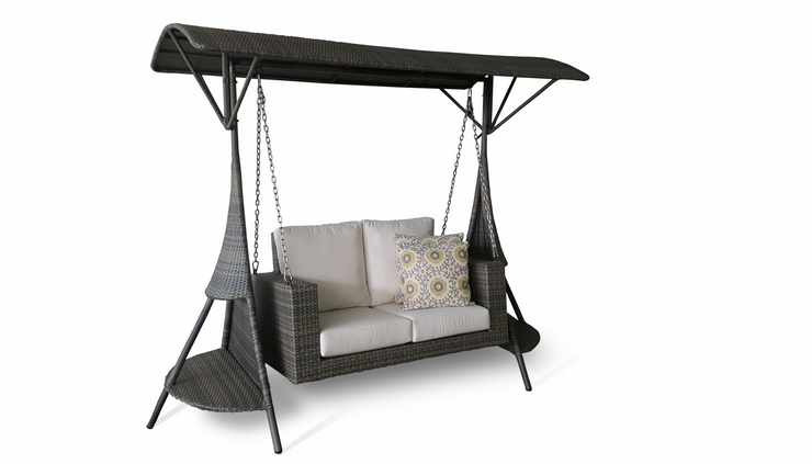 Luca Swing Chair,swing,Tru Outdoor Luxury,Tru Outdoor Luxury