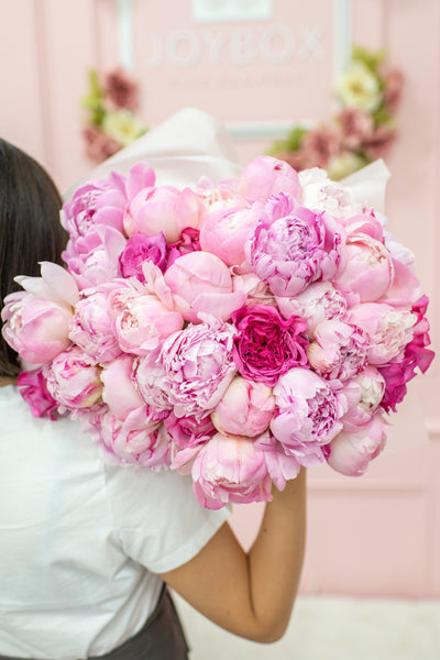 Peony Lovers Bouquet
