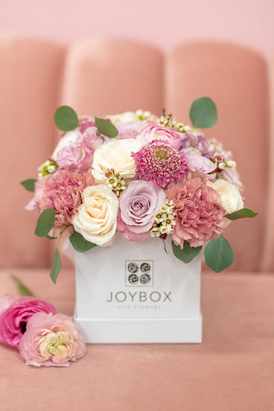 Sweet Pink Luxe Box