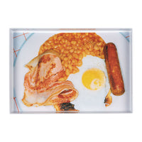 Martin Parr Breakfast Tray
