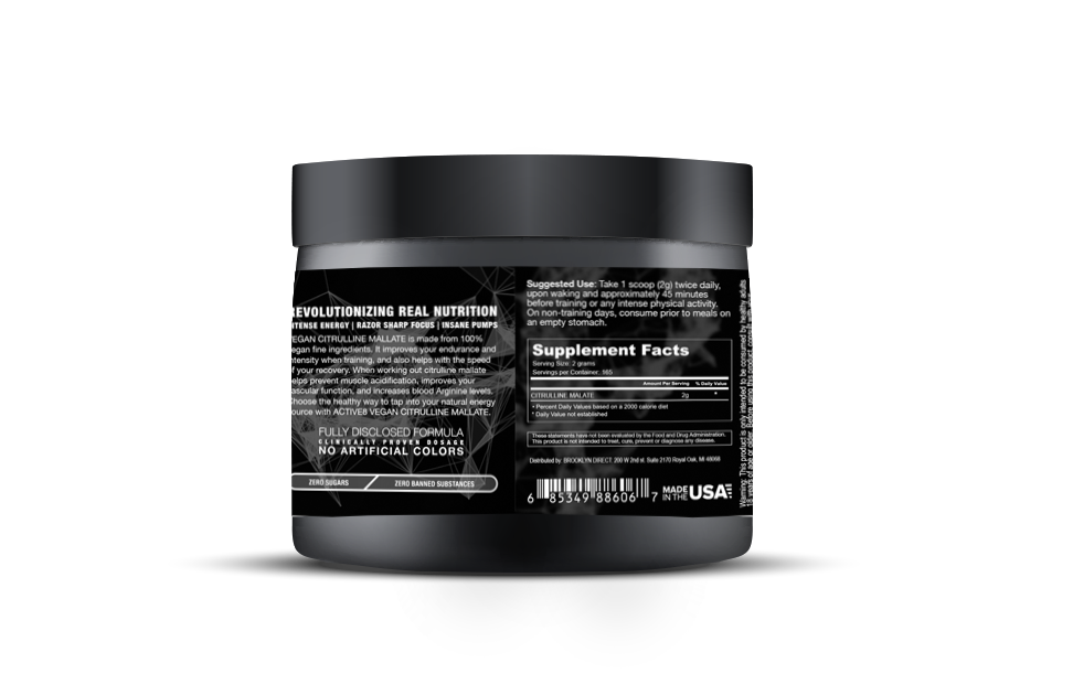 Vegan Citrulline Malate