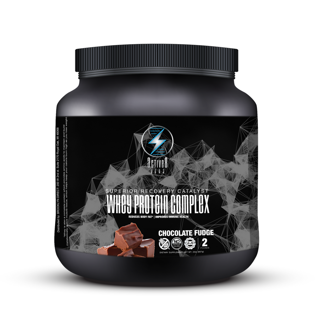 Whey Protein Complex Chocolate Fudge 2lb