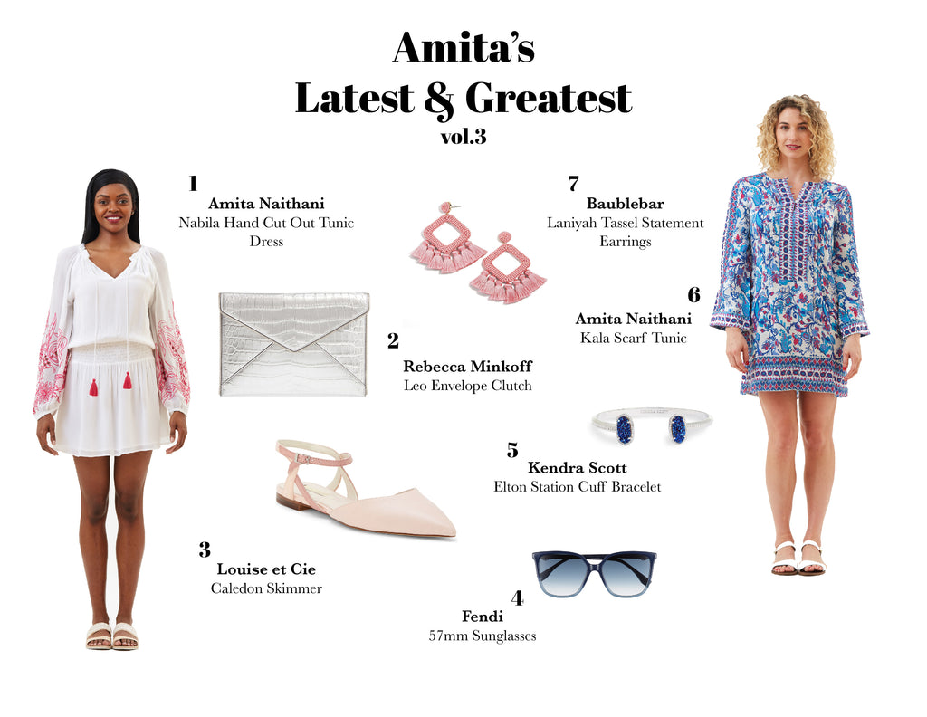 Amita's Latest & Greatest - Volume 3