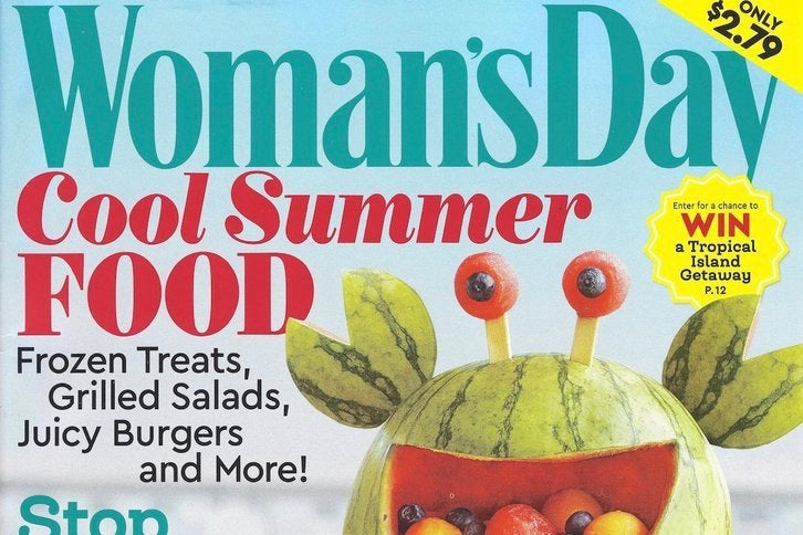 Woman's Day July/August 2017