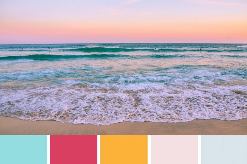 Trending Colors of Summer 2018 Fashion