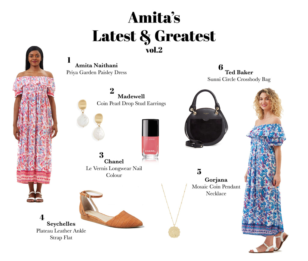 Amita's Latest & Greatest - Volume 2