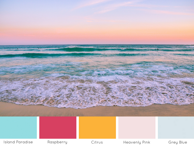 Top Color Trends of Summer Fashion