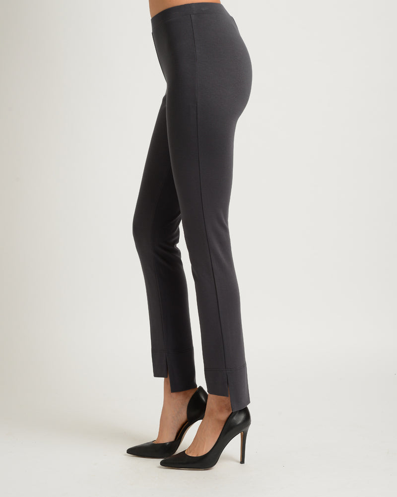 Pant With Hi Low Hem