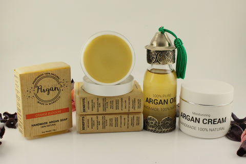 argan oil image product