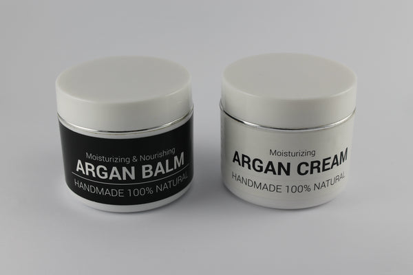 handmade organic cream and balm