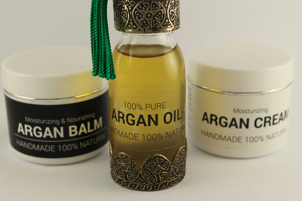 image moroccan argan oil for hair