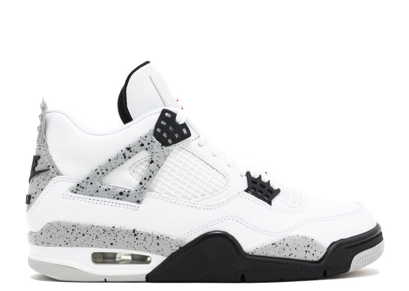Air Jordan 4 Retro OG White Cement