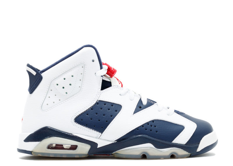 Air Jordan 6 Retro GS Olympic