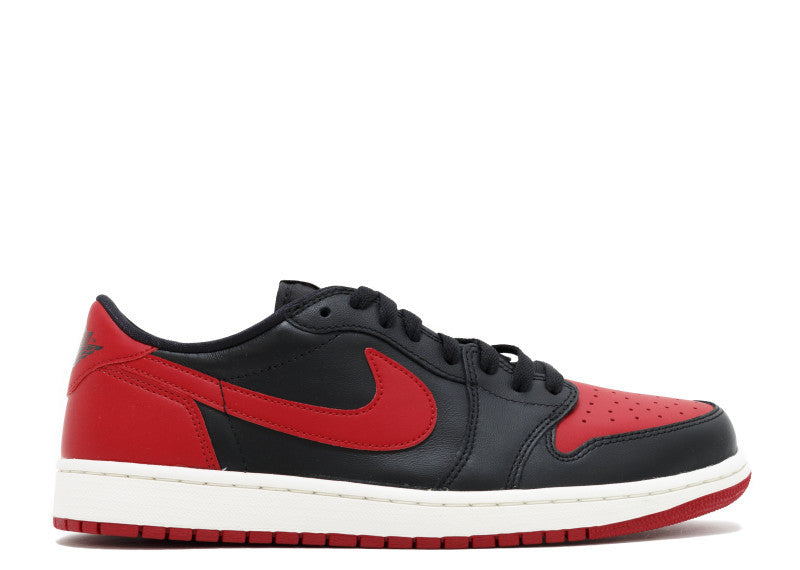 Air Jordan 1 Retro Low OG Bred