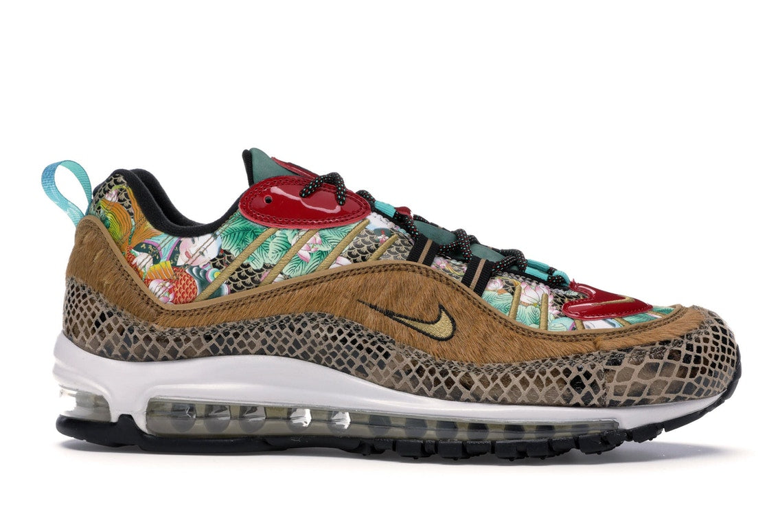 info for f1880 51083 Nike Air Max 98 CNY